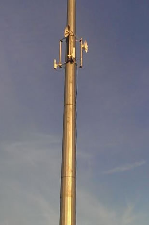 Wireless Broadband Mast